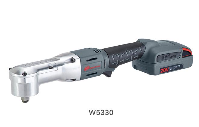 IQV20系列锂电弯角冲击扳手,W5330,W5350,W5350CH-K2
